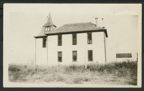 Arkalon schoolhouse in Arkalon, Kansas - Page