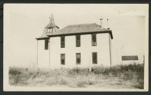 Arkalon schoolhouse in Arkalon, Kansas - Page