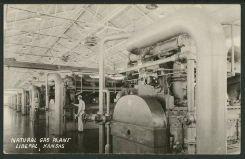 Natural gas plant, Liberal, Kansas - Page