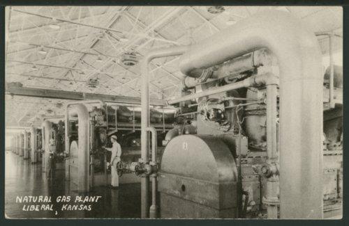 Natural gas plant, Liberal, Kansas - Page