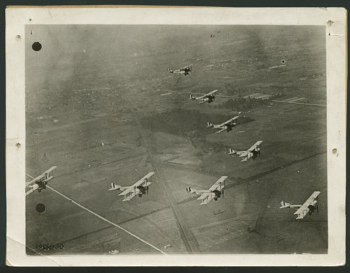 Airplanes flying over Liberal, Kansas - Page