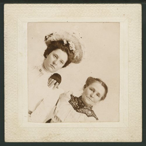 Dollie and Mrs. Bertrand - Page