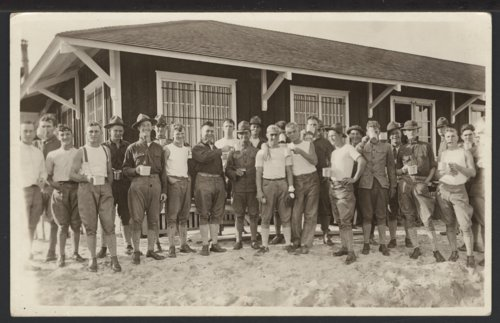 James T. Laidlaw with fellow soldiers - Page