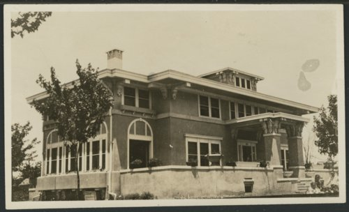 Lee Larrabee home in Liberal, Kansas - Page