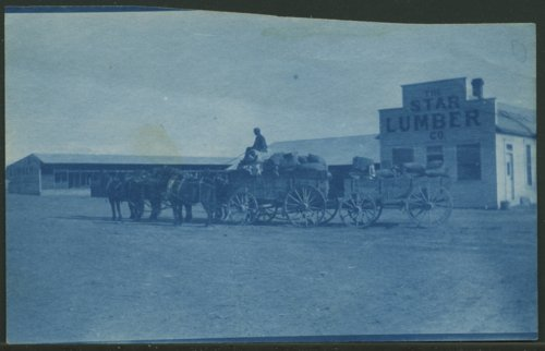 Star Lumber Company in Elkhart, Kansas - Page