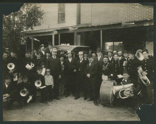 Band in Liberal, Kansas - Page