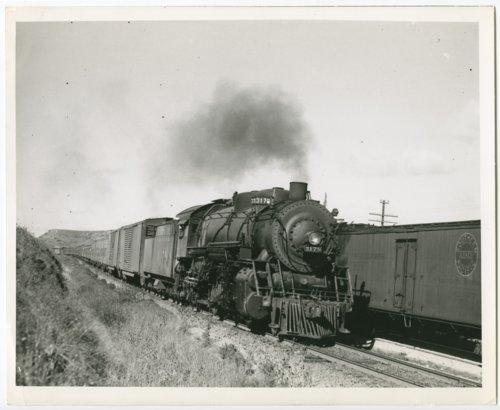Atchison, Topeka & Santa Fe Railway Company's steam locomotive #3179 - Page