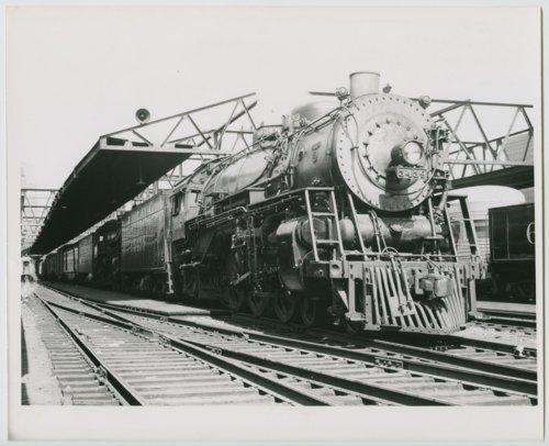 Atchison, Topeka & Santa Fe Railway Company's steam locomotive #3439 - Page