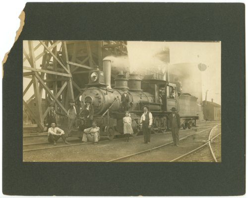 Atchison, Topeka & Santa Fe Railway Company's switch engine #2373 - Page