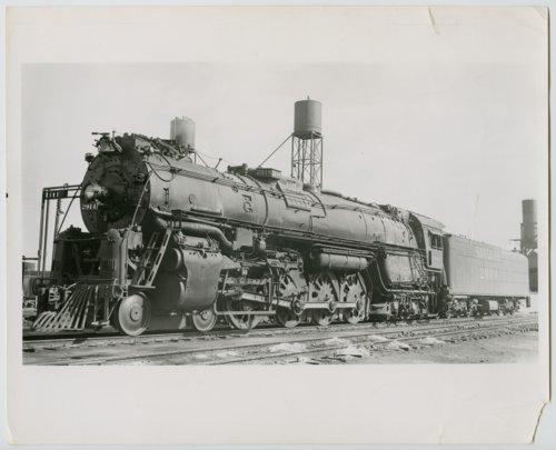 Atchison, Topeka & Santa Fe Railway Company's steam locomotive #2914 - Page