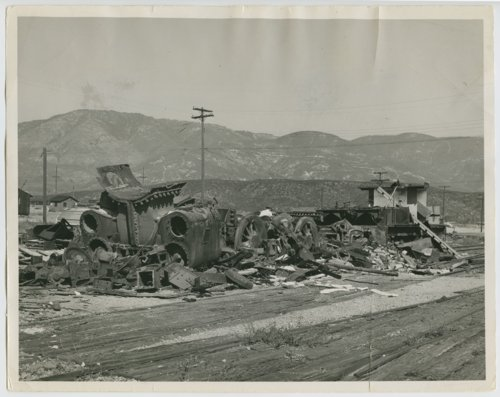 Atchison, Topeka & Santa Fe Railway Company's engine #3131 - Page