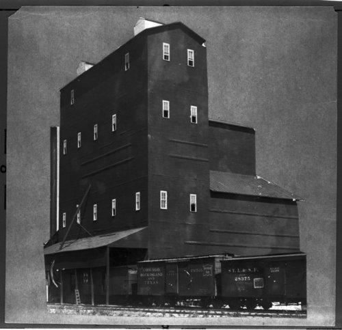 Neveling elevator, Wichita, Kansas - Page