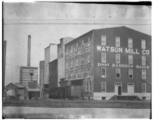Watson Mill Company, Wichita, Kansas - Page