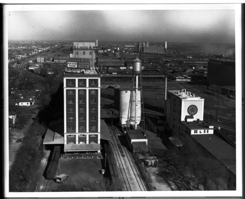 General Mills flour mill & elevator, Wichita, Kansas - Page
