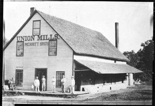 Union Mills, Merritt Brothers, Abilene, Kansas - Page
