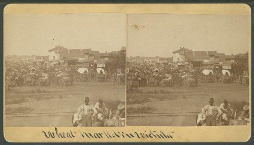 Wheat market Wichita, Kansas - Page