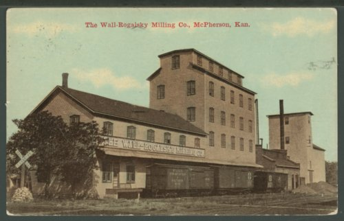 Wall-Rogalsky Milling Company, McPherson, Kansas - Page