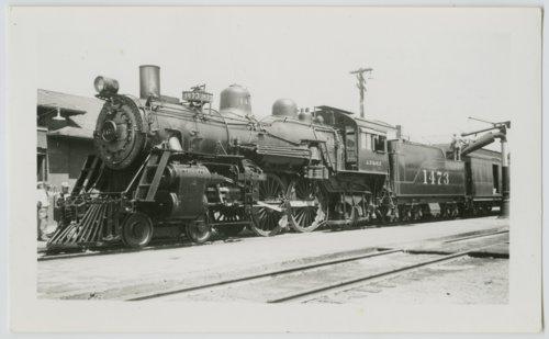 Atchison, Topeka & Santa Fe Railway Company's steam locomotive #1473 - Page