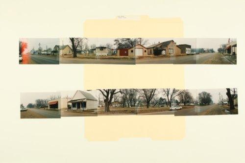 Kansas Film Commission site photographs, towns Talmage - Zurich - Page