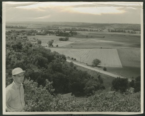 Blue River Valley in Riley County, Kansas - Page