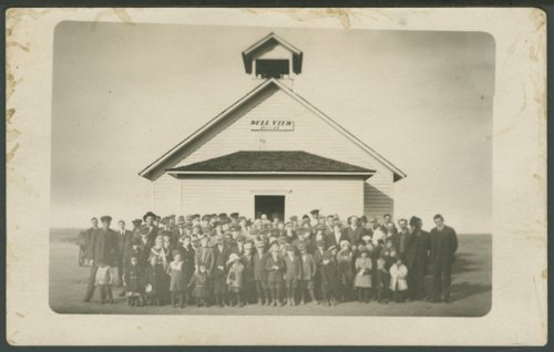 Bell View School, Seward County, Kansas - Page