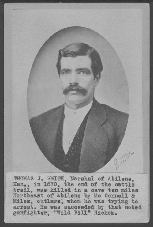 Thomas J. Smith - Page