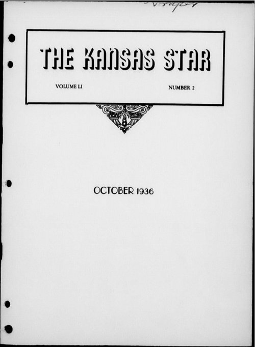The Kansas Star, volume 51, number 2 - Page