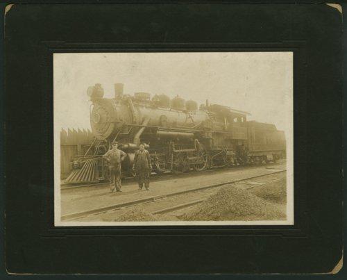 Atchison, Topeka & Santa Fe Railway Company's steam locomotive #1480 - Page