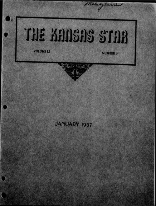 The Kansas Star, volume 51, number 5 - Page