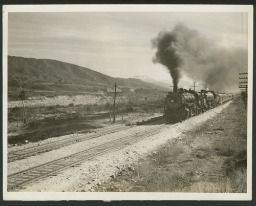 Atchison, Topeka & Santa Fe Railway Company's steam locomotive #2734 - Page