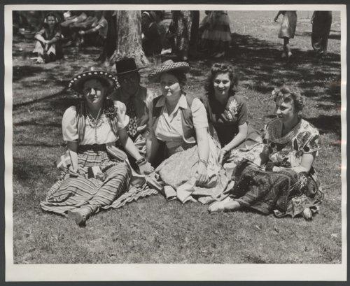 Pan American Fiesta, Lyons, Kansas - Page