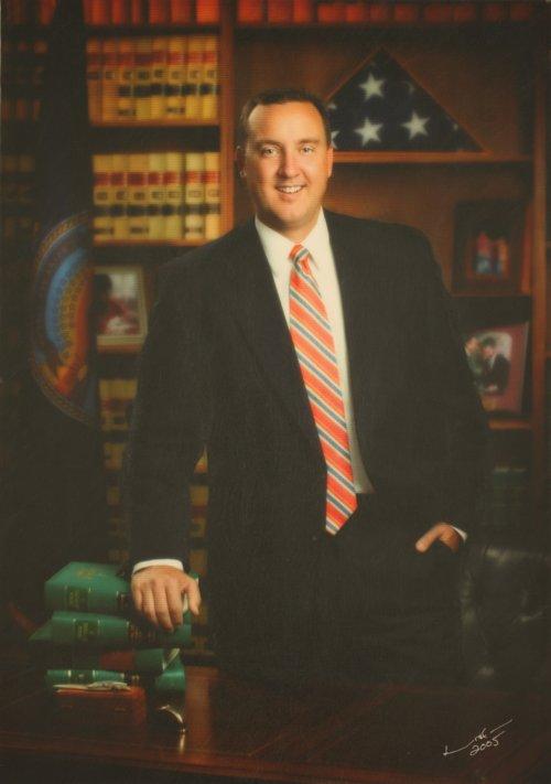 Ron E. Thornburgh - Page