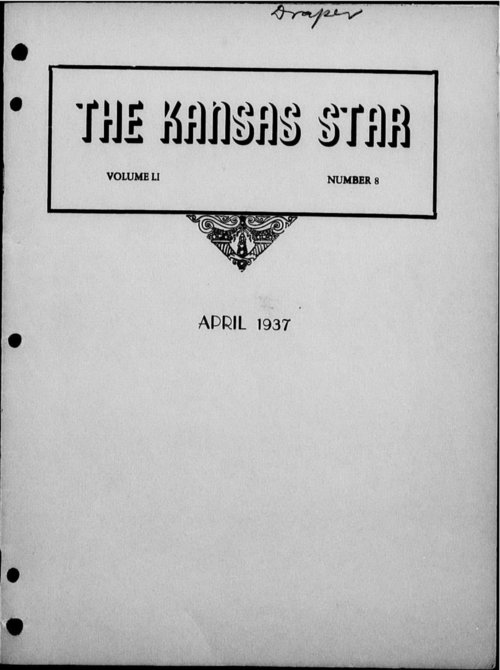 The Kansas Star, volume 51, number 8 - Page