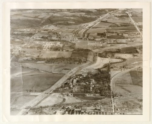 Aerial views of the Juvenile Correctional Facility in Beloit, Kansas - Page