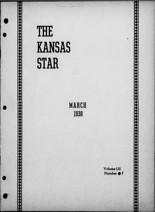 The Kansas Star, volume 52, number 7 - Page