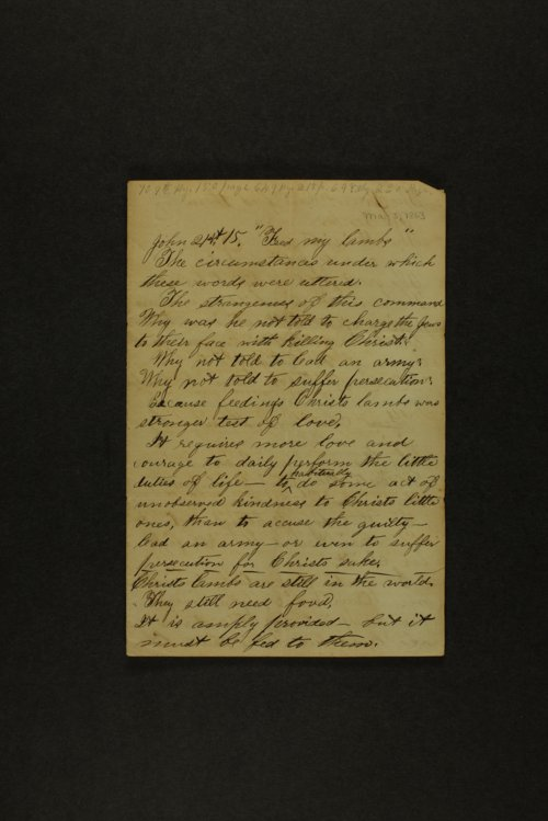 Dwight H. and Luther H. Platt correspondence - Page