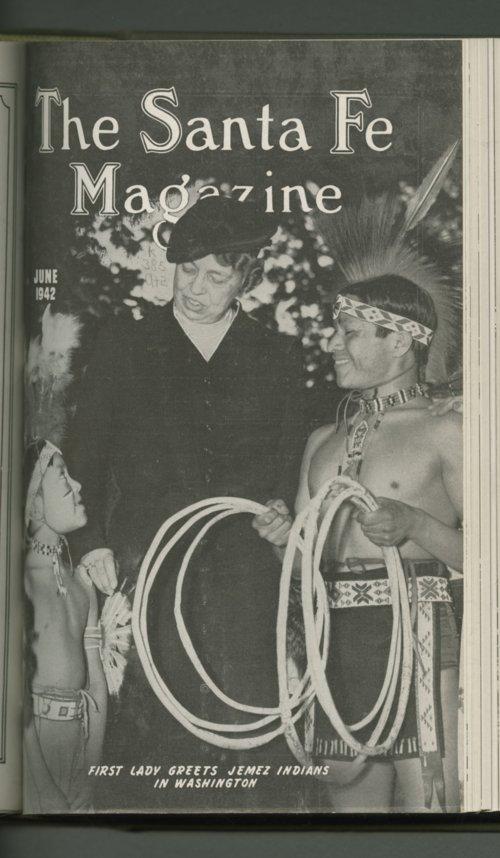 Santa Fe Magazine - Page