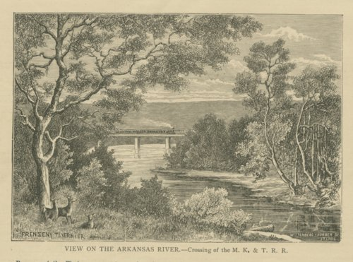 View on the Arkansas River - Page