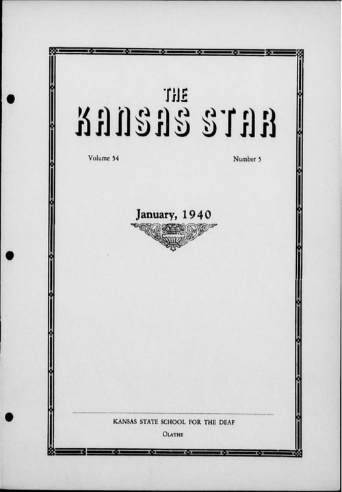 The Kansas Star, volume 54, number 5 - Page