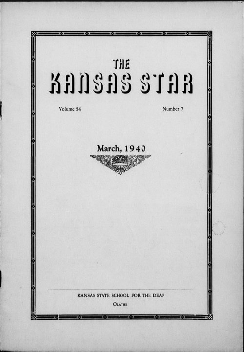 The Kansas Star, volume 54, number 7 - Page