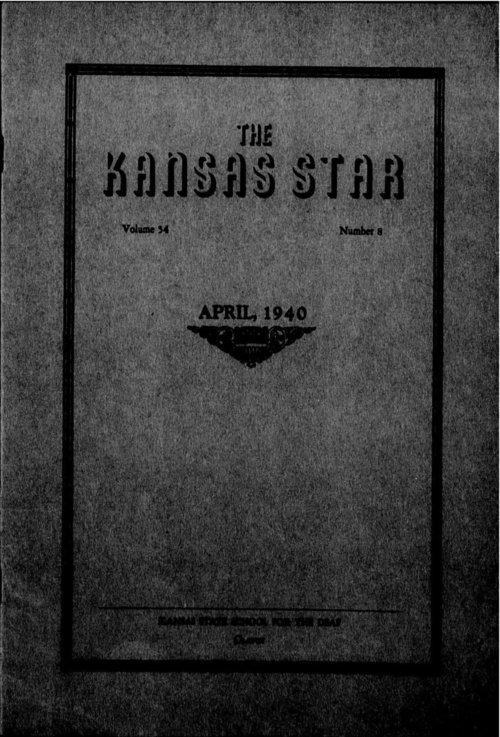 The Kansas Star, volume 54, number 8 - Page
