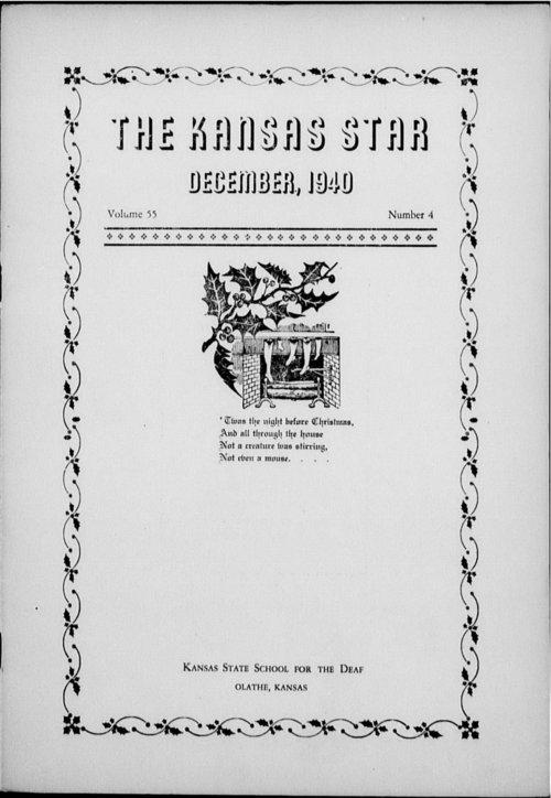The Kansas Star, volume 55, number 4 - Page