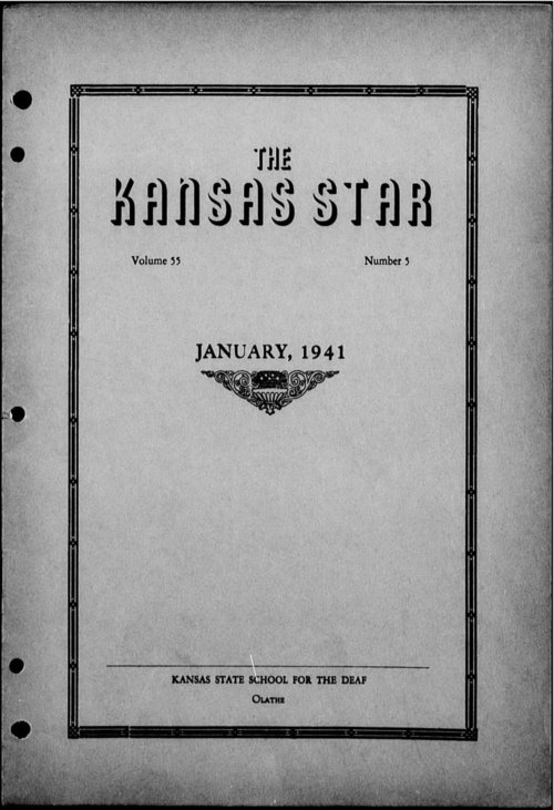 The Kansas Star, volume 55, number 5 - Page