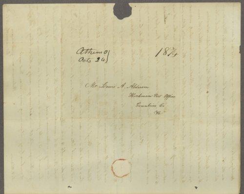 Belinda C. Miles to Lewis Allen Alderson - Page