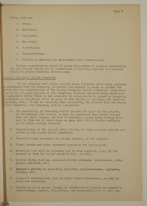 Manual of procedure, engineering department - Page