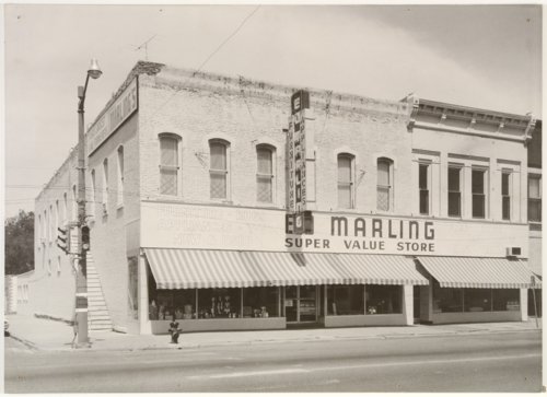 Ed Marling super value store in Topeka, Kansas - Page