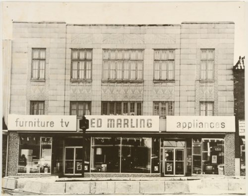 Ed Marling furniture and appliance store in Lawrence, Kansas - Page