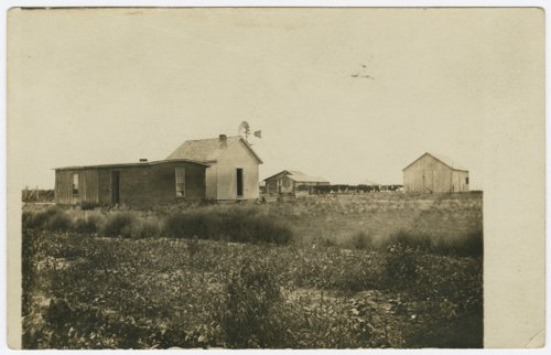 Charley Davis home and farm in Haskell County, Kansas - Page