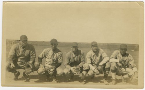 Boulanger baseball team in Elgin, Kansas - Page