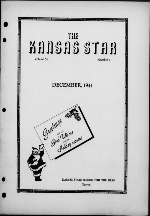The Kansas Star, volume 56, number 4 - Page